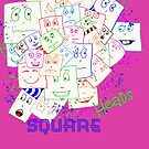Square Heads 2.0 by klentz