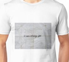 In Your Shadow Unisex T-Shirt