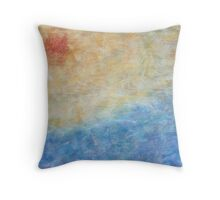 Waters Throw Pillow