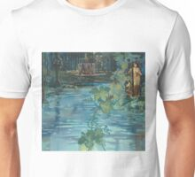 Mystery Wine Fountain Unisex T-Shirt