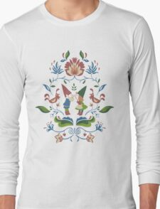 Gnome Love Long Sleeve T-Shirt