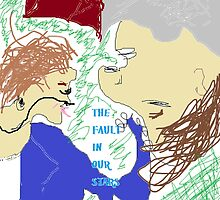 The Fault in Our Stars by sqreetgirl