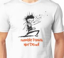 Zombie Punks not Dead Unisex T-Shirt