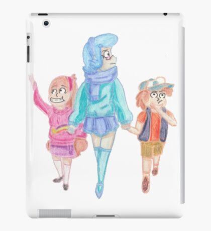 Gravity Skulls iPad Case/Skin