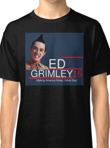ED Grimley 2016 Classic T-Shirt