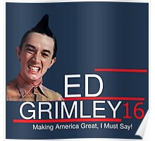 ED Grimley 2016 Poster