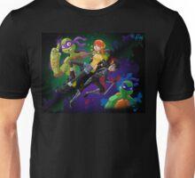 TMNT April and Karai Unisex T-Shirt