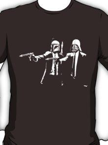 darth vader and boba fett pulp fiction T-Shirt