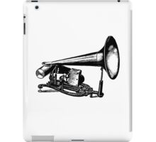Vintage Phonograph - Early Model iPad Case/Skin