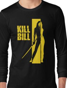 Kill Bill Long Sleeve T-Shirt