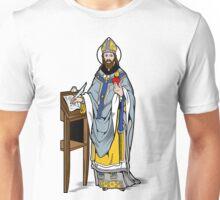 ST. AUGUSTINE- OF HIPPO Unisex T-Shirt