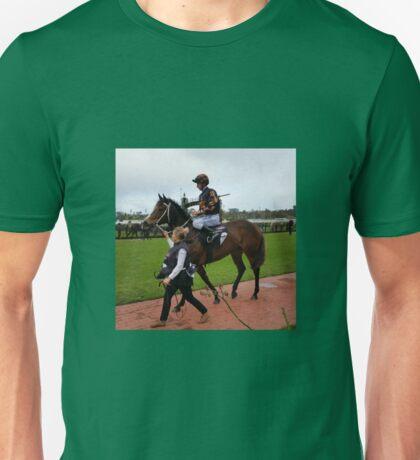 RACE DAY Unisex T-Shirt