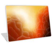 Entre nuages et et écailles Laptop Skin