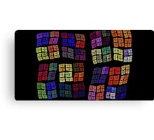 Window Prisms Canvas Print