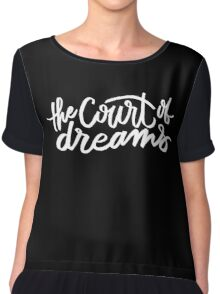The Court of Dreams Chiffon Top