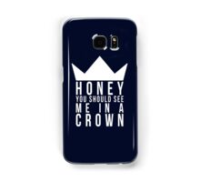 Jim Moriarty Quote Samsung Galaxy Case/Skin