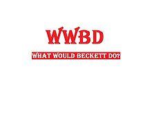 What Would Beckett Do? by CassieBones