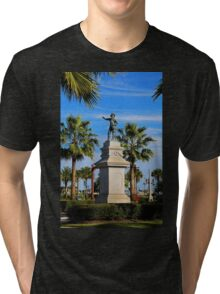 Juan Ponce de Leon Tri-blend T-Shirt