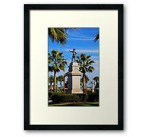 Juan Ponce de Leon Framed Print