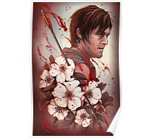 Daryl - Cherokee Rose Studies Poster