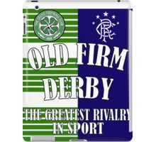 The Old Firm iPad Case/Skin