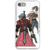 Devil May Cry Doodle #2  iPhone Case/Skin