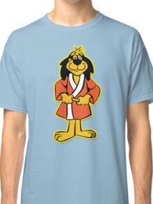 Hong Kong Phooey Standing White Classic T-Shirt