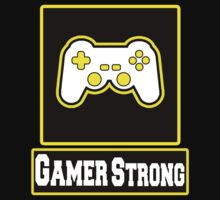 Gamer Strong Kids Clothes