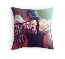 Daryl - Wing Studies Throw Pillow