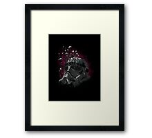 Shroom Trooper Framed Print