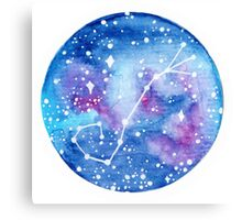 Scorpio Constellation Canvas Print