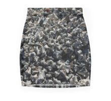 Provo - conch shell pile Mini Skirt