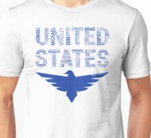 USMNT World Cup 2014 Unisex T-Shirt