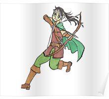 Rowen Archer  Poster