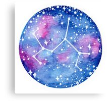 Sagitarius Constellation Canvas Print