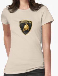 Lamborghini Womens Fitted T-Shirt
