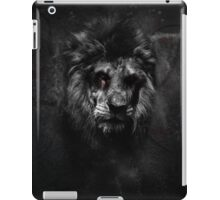 The Undead King iPad Case/Skin