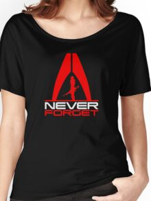 n7 mass effect Women's Relaxed Fit T-Shirt