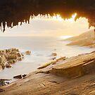 Admirals Arch, Kangaroo Island, South Australia by Michael Boniwell