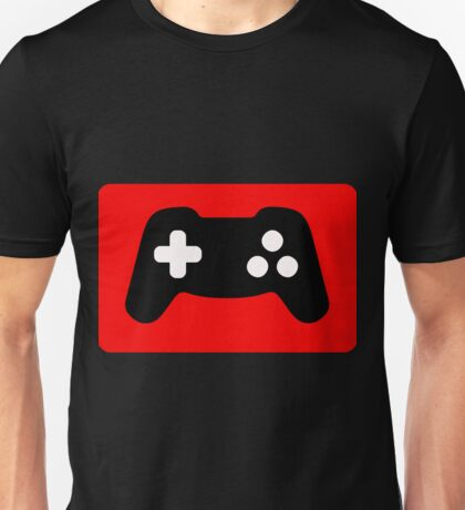 Gamepad Unisex T-Shirt