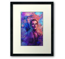 9 - Coral Framed Print