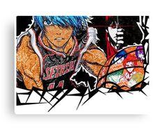 kuroko no basket doodle Canvas Print