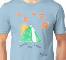 Sunset and Lanterns - ABC '16 Unisex T-Shirt