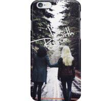 Swan Queen - Phone skin/case iPhone Case/Skin