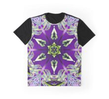 Fluorescent Illumination Graphic T-Shirt