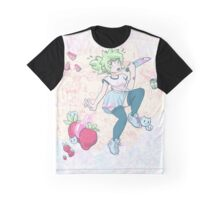 Welcome to Fruit Space Graphic T-Shirt