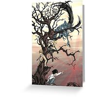 Death Note - Get the Apple Greeting Card