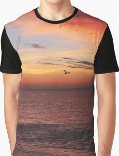 Beach Sunrises ii Graphic T-Shirt
