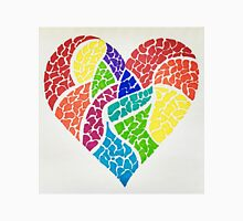 Love is Made of Every Color of the Rainbow Unisex T-Shirt