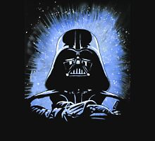 Darth Vader Acrylic Painting Unisex T-Shirt